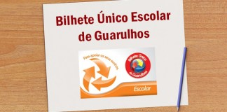 Bilhete Único Escolar de Guarulhos