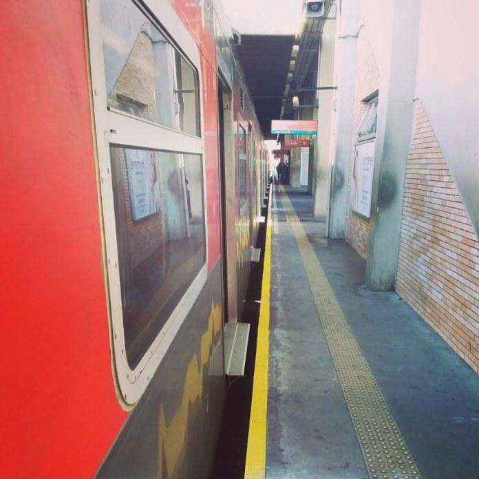 Plataforma 3 Estação Osasco