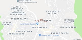 Rua João Batista Dias
