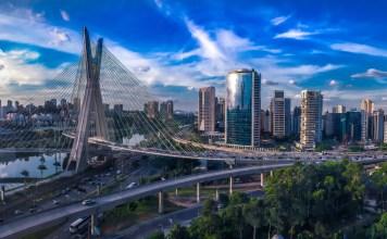 Como chegar Marginal Pinheiros Ponte Estaiada