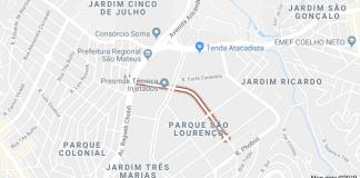 Rua Forte do Araxá