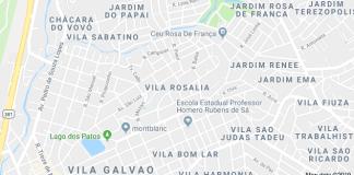 Vila Rosália