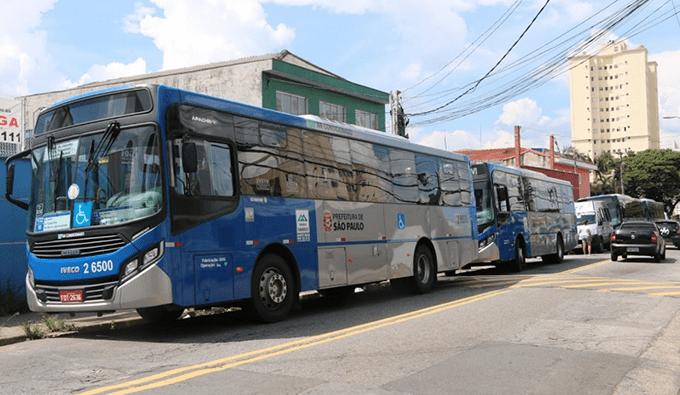 Ônibus Cohab Antártica
