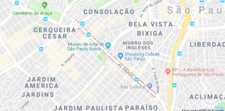 Avenida Paulista Manifestação