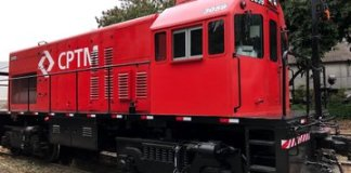 Locomotiva reformada