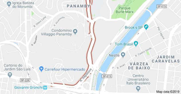 Rua Itapaiúna
