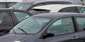 Carros estacionados ConectCar