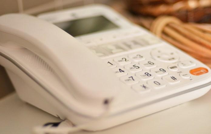 Novo telefone da Companhia de Engenharia de Tráfego