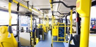 Idosos Novos ônibus Região Metropolitana de Campinas
