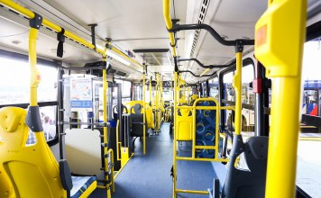 Novos ônibus Região Metropolitana de Campinas