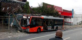 Ônibus Avenida Eliseu de Almeida