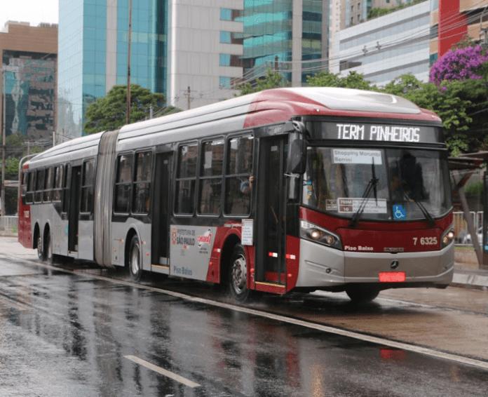 Ônibus Vila Remo SPTrans