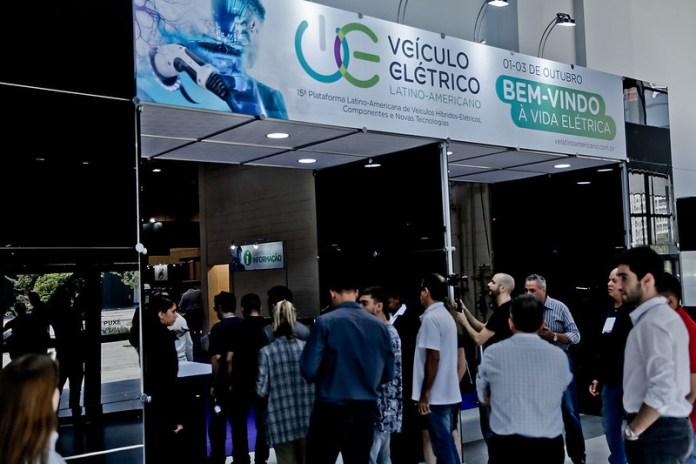 Último dia Veículo Elétrico Latino-Americano Mobilidade
