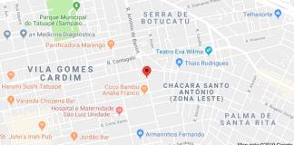 Rua Antônio de Barros com Euclides Pacheco