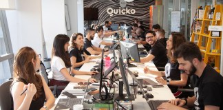 Aplicativo Quicko