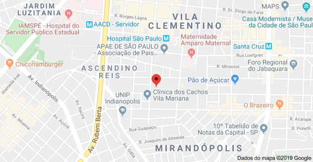 Avenida Doutor Altino Arantes 1000