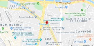Avenida do Estado Avenida Tiradentes
