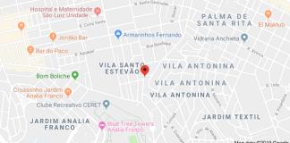 Rua Antônio de Barros 2723