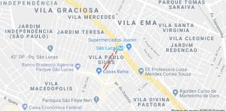 Rua Sales Gomes Júnior