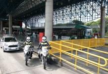 Frota de ônibus Terminal Mercado SPTrans Postos de atendimento