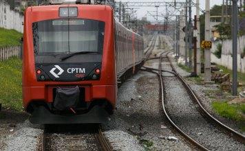 Chuvas Provas do Enem Trem CPTM Linha 12-Safira