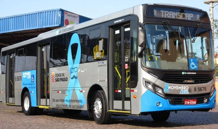 Ônibus Novembro Azul