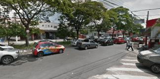 Avenida Itaquera com Rua Odilon