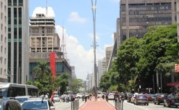 Avenida Paulista fecha no domingo
