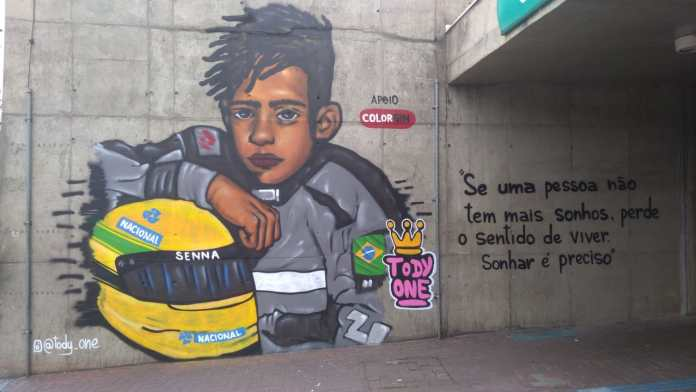 Grafite Estação Autódromo