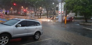 Praça Nicola Vivilechio Alagamentos em São Paulo