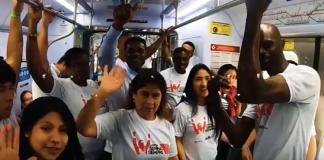 Refugiados Imigrantes Grande Prêmio do Brasil de Fórmula 1