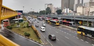 Região do Terminal Parque Dom Pedro II Postos de atendimento