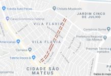 Rua Alexandre Cicarelli