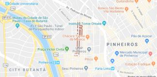 Rua Costa Carvalho