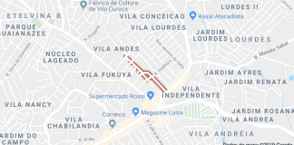 Rua Freguesia da Cachoeira