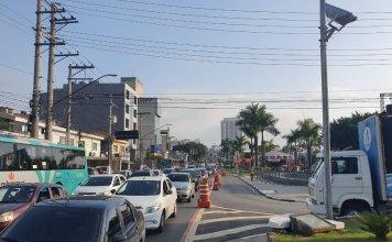 Trânsito em Osasco