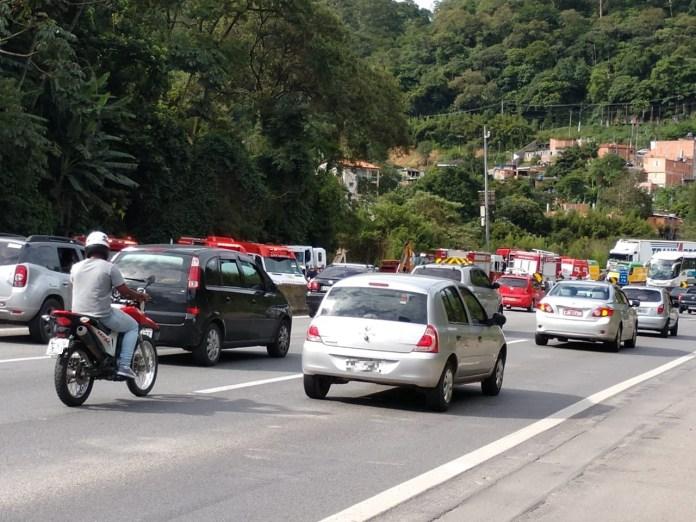 Acidente Quilômetro 79 Rodovia Fernão Dias