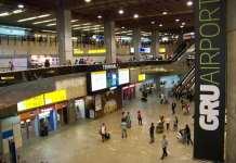 Aeroporto de Guarulhos Movimento Guarulhos