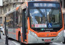 Ônibus Alterações no Centro Festival de Natal
