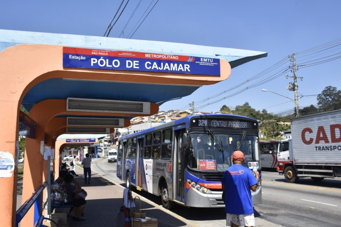 Linha 324 Franco da Rocha
