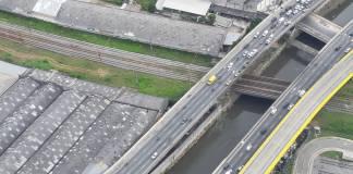 Viaduto Grande São Paulo Faixas