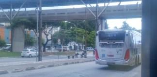 Ônibus Viaduto Alcântara Machado