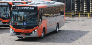 Ônibus Jardim Catanduva