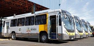 Ônibus em São José do Rio Preto