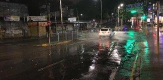 Avenida Paulo Ayres Alagamentos em São Paulo