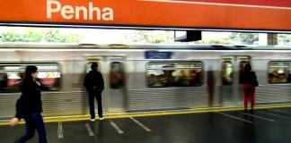 Estação Penha da Linha 3-Vermelha