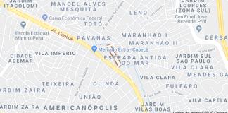 Rua Arquiteto Felipe Joaquim Júnior
