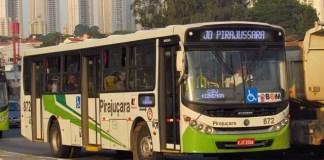Ônibus Pirajuçara Taboão da Serra