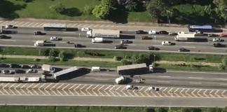 Acidentes na rodovia Castelo Branco