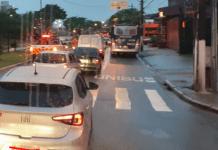 Trânsito Avenida Eliseu de Almeida